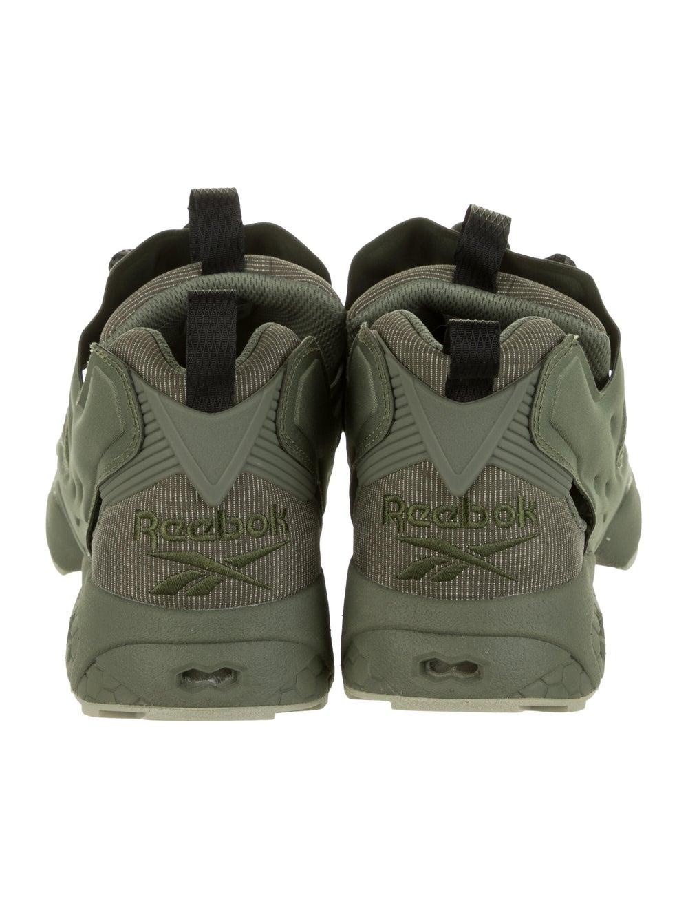Reebok Instapump Fury Sneakers olive - image 4