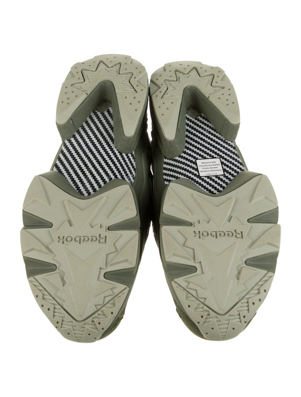 Reebok Instapump Fury Sneakers olive - image 5
