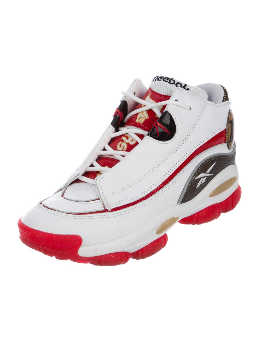 Reebok 2018 The Answer DMX Sneakers white - image 2