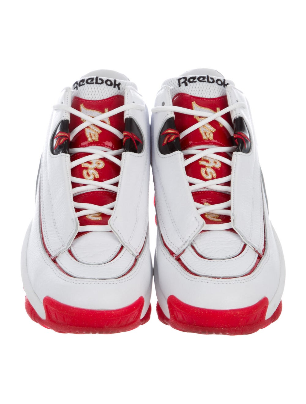 Reebok 2018 The Answer DMX Sneakers white - image 3