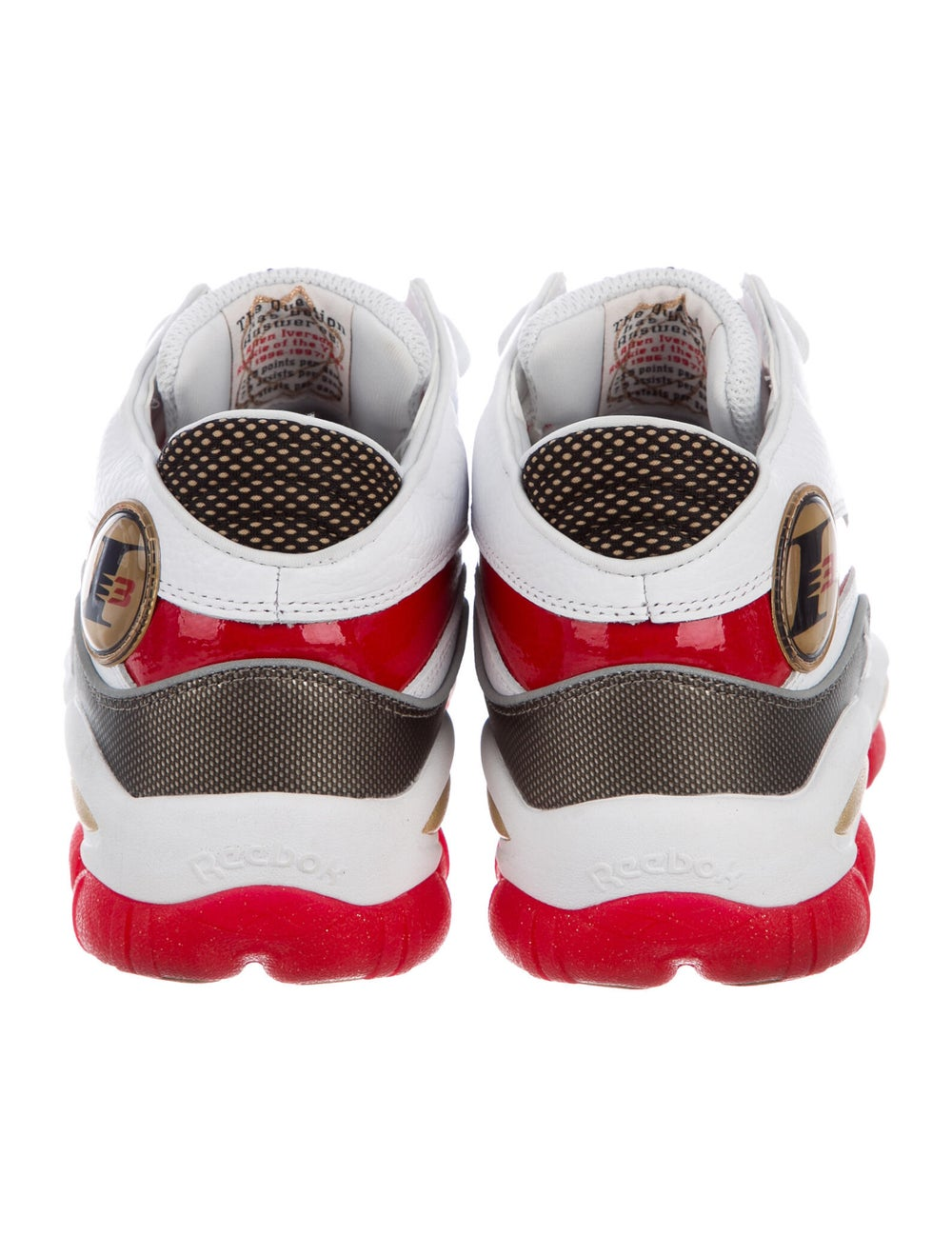 Reebok 2018 The Answer DMX Sneakers white - image 4