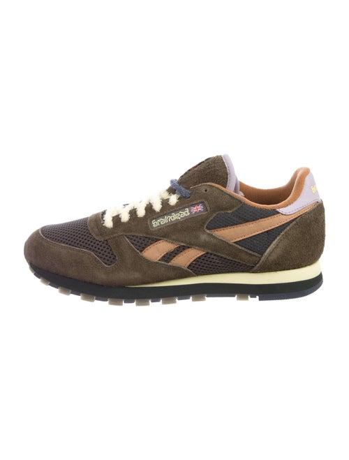 Reebok Suede Sneakers Green - image 1