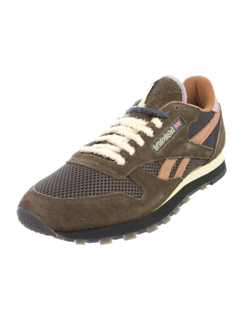 Reebok Suede Sneakers Green - image 2
