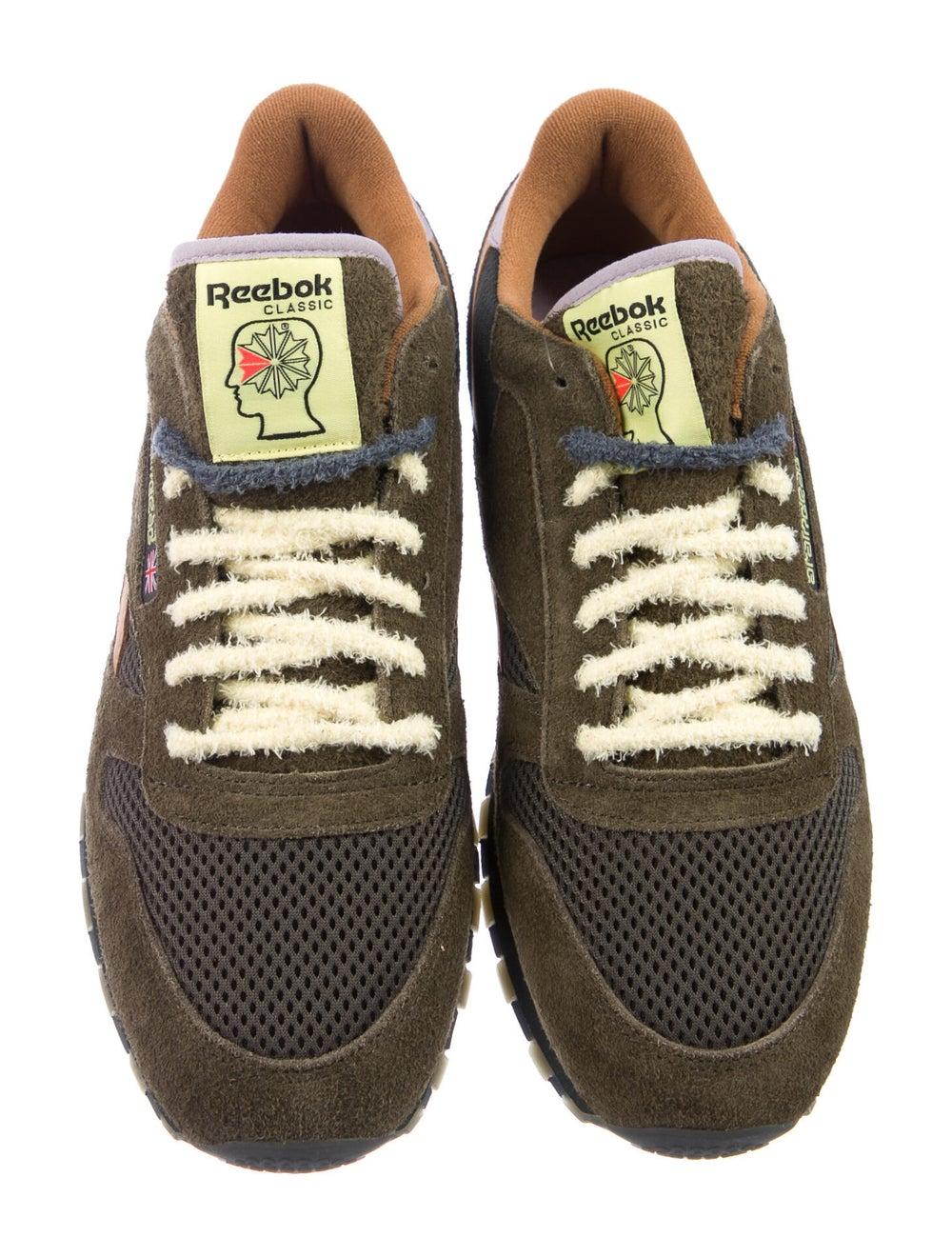 Reebok Suede Sneakers Green - image 3