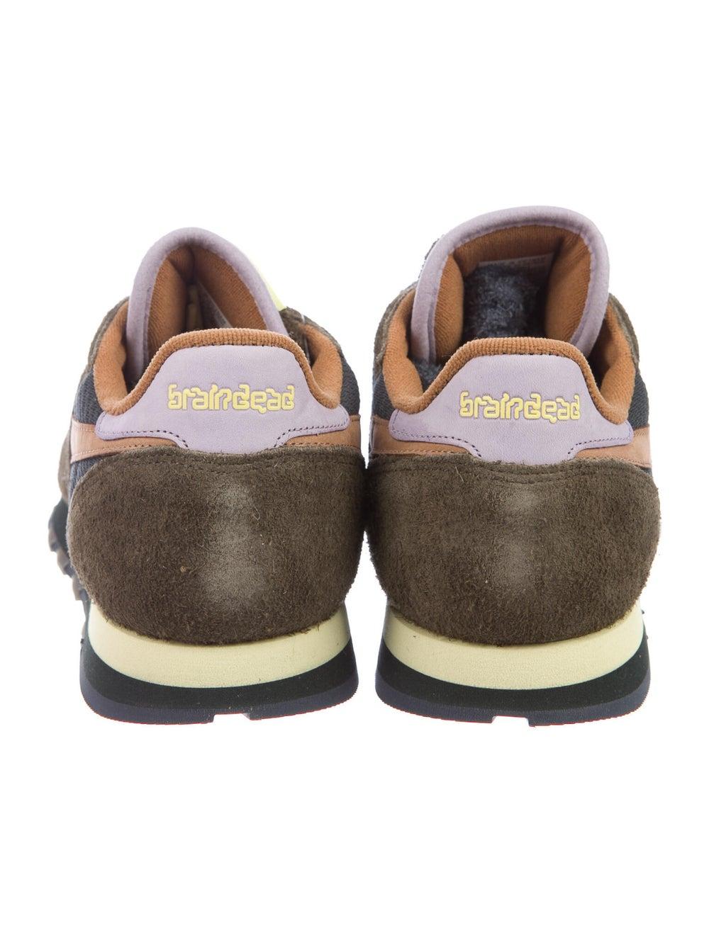 Reebok Suede Sneakers Green - image 4