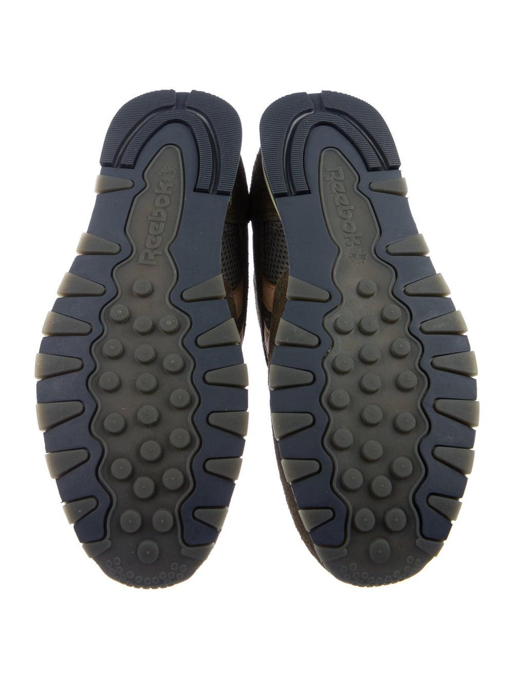 Reebok Suede Sneakers Green - image 5