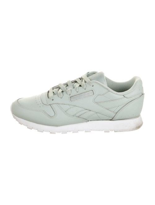 Reebok Leather Sneakers Green
