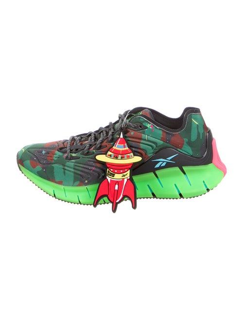 Reebok Printed Sneakers w/ Tags Green