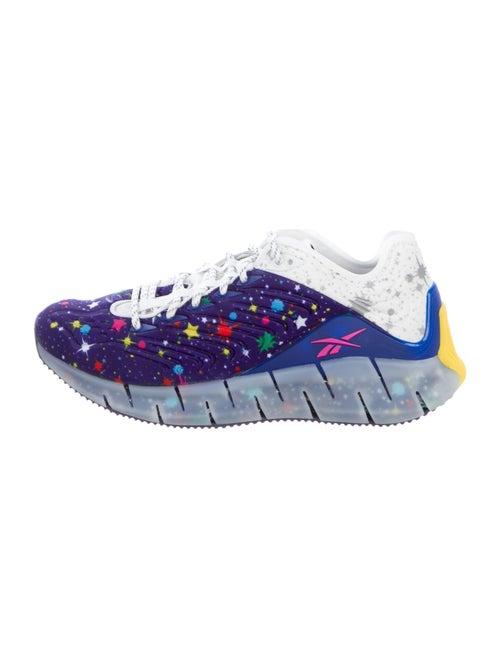 Reebok Printed Sneakers w/ Tags Blue