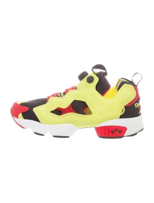 Reebok Instapump Fury Prototype Citron Sneakers Bl
