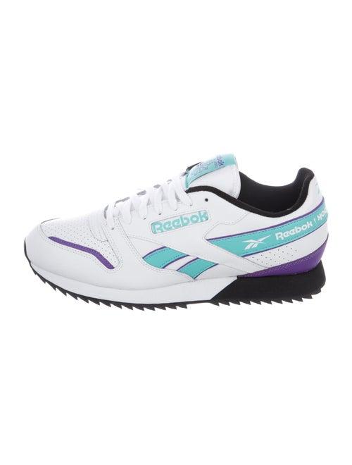 Reebok Colorblock Pattern Athletic Sneakers w/ Tag