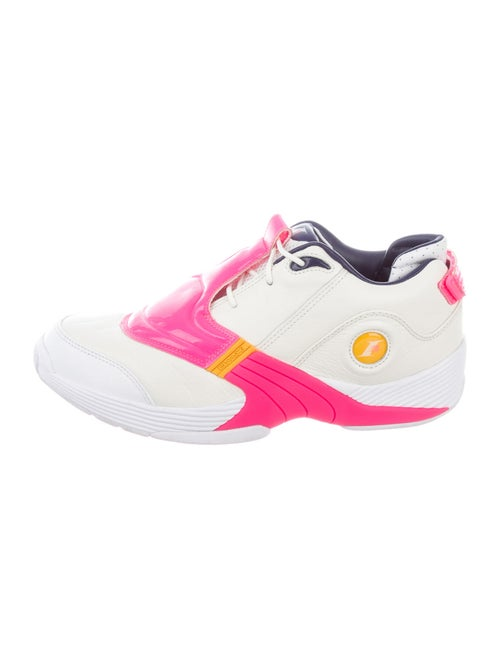 Reebok Colorblock Pattern Sneakers