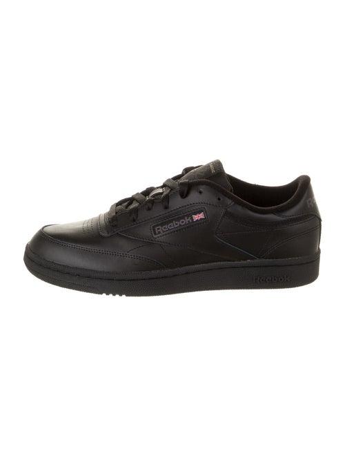 Reebok Leather Sneakers Black
