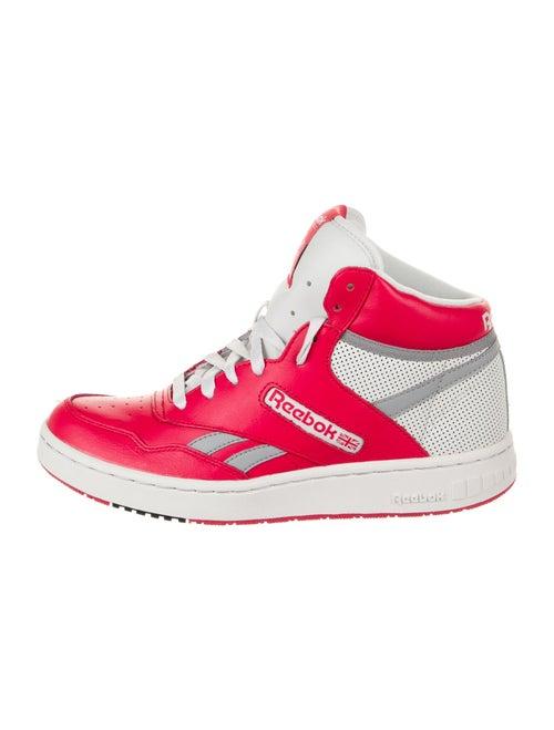 Reebok Colorblock Pattern Sneakers Pink