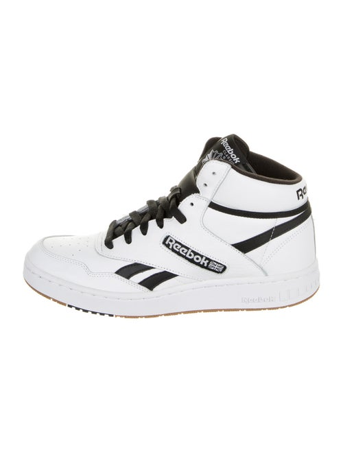 Reebok Leather Sneakers White