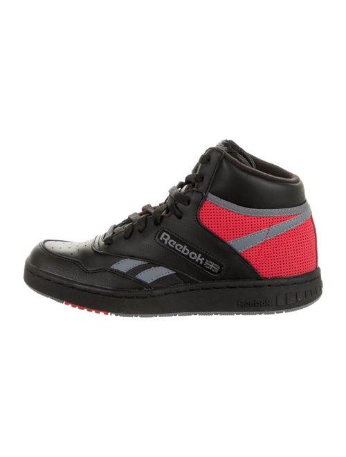 Reebok Colorblock Pattern Sneakers Red