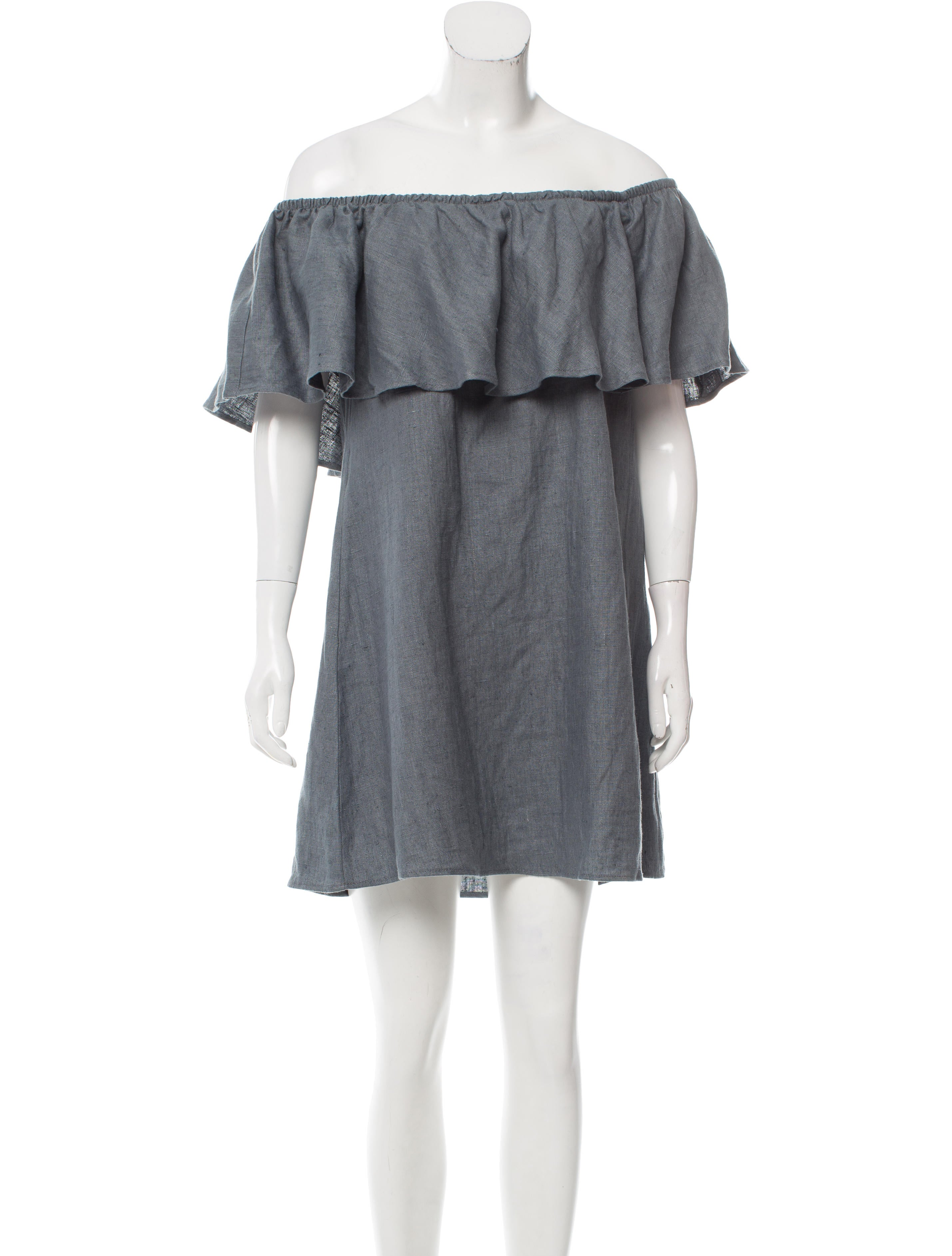 d0ca903a4717 Reformation Nashville Off-the-Shoulder Dress w  Tags - Clothing ...
