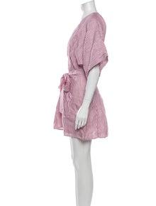 Reformation Linen Mini Dress