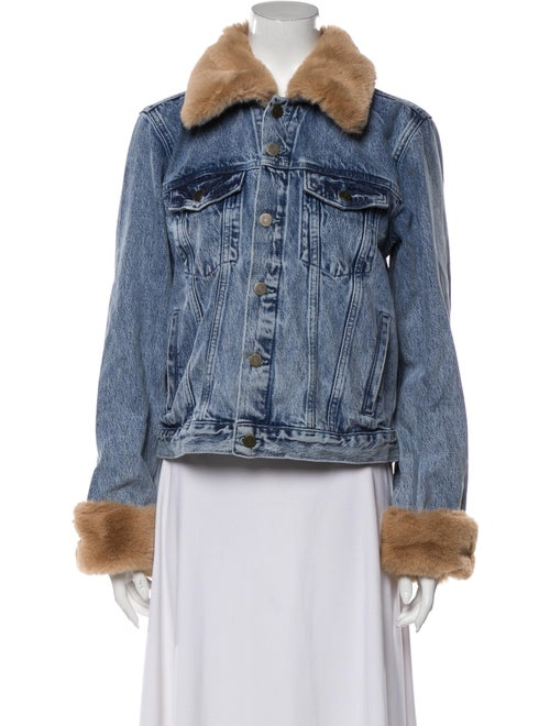 Reformation Denim Jacket Denim