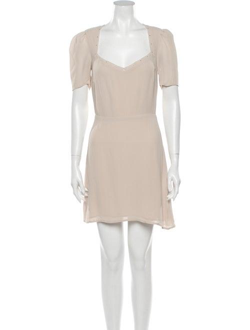 Reformation Selena Dress Mini Dress