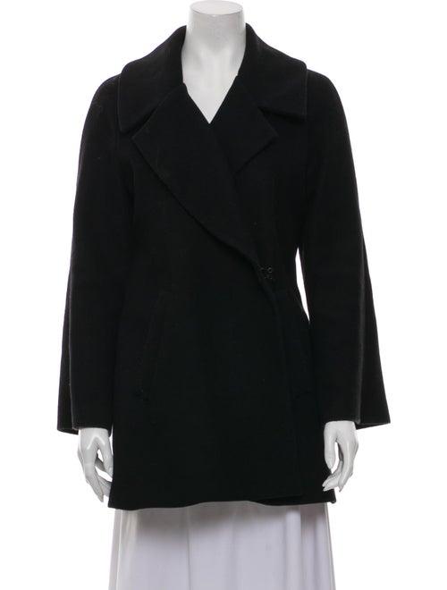 Reformation Coat Black
