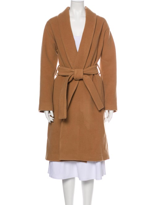 Reformation Coat Brown