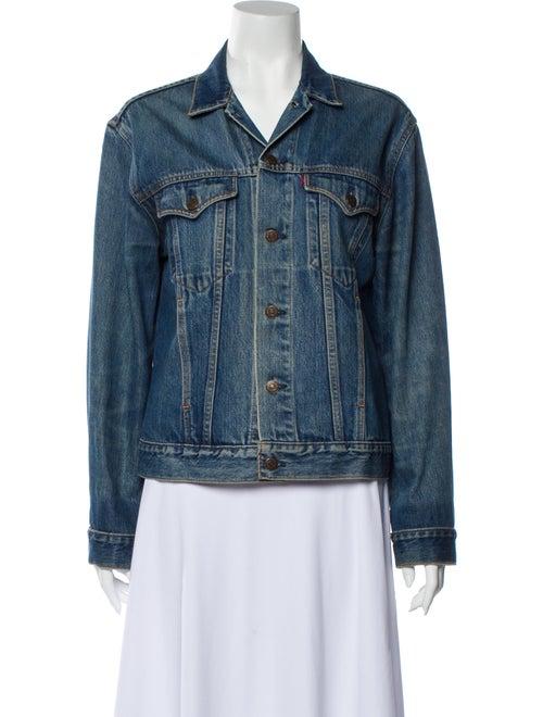 Reformation Vintage Reworked Levi's' Denim Jacket