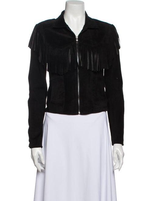 Reformation Jacket Black