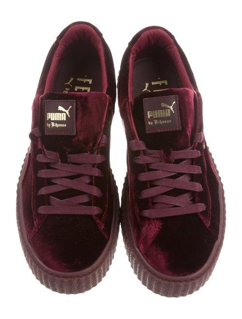 huge selection of e436e ae9df DoNotUse57 Rihanna Fenty x Puma Velvet Creeper Sneakers w ...