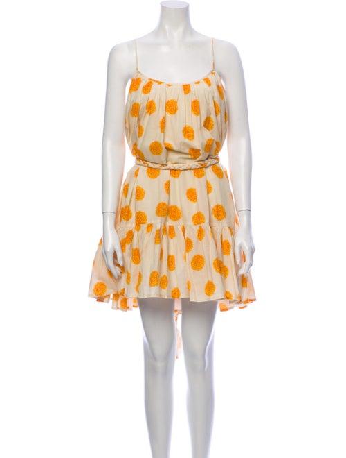 Rhode Printed Mini Dress