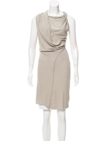 Rick Owens Lilies Asymmetrical Tunic Top w/ Tags None