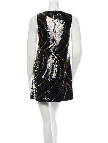 Sequin Shift Dress w/ Tags
