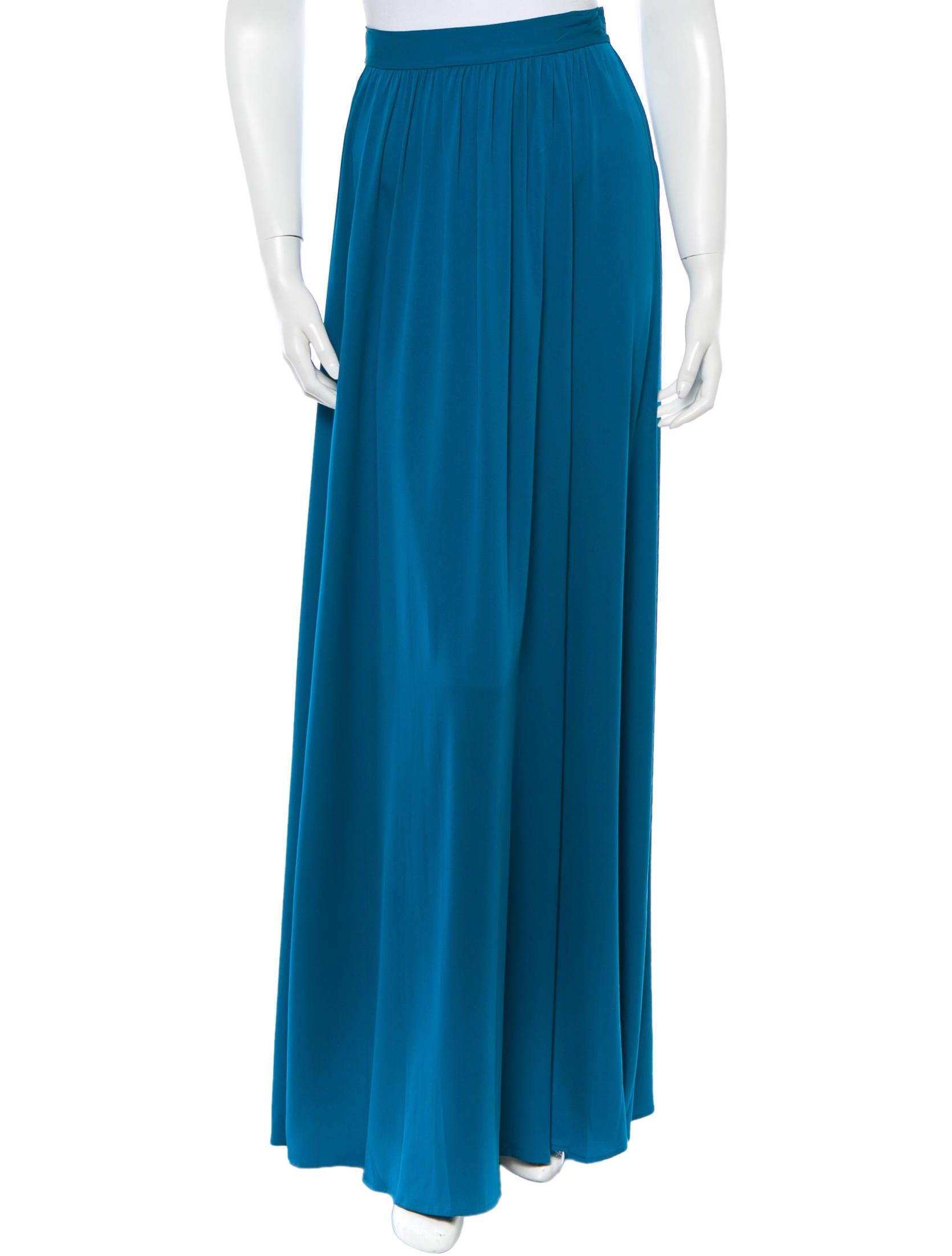 zoe silk maxi skirt clothing wrl22350 the