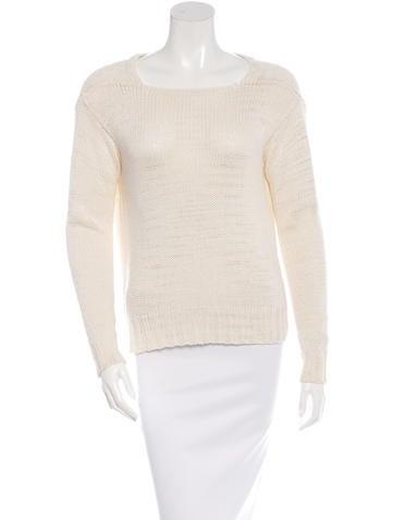 Rachel Zoe Asymmetrical Long Sleeve Sweater None