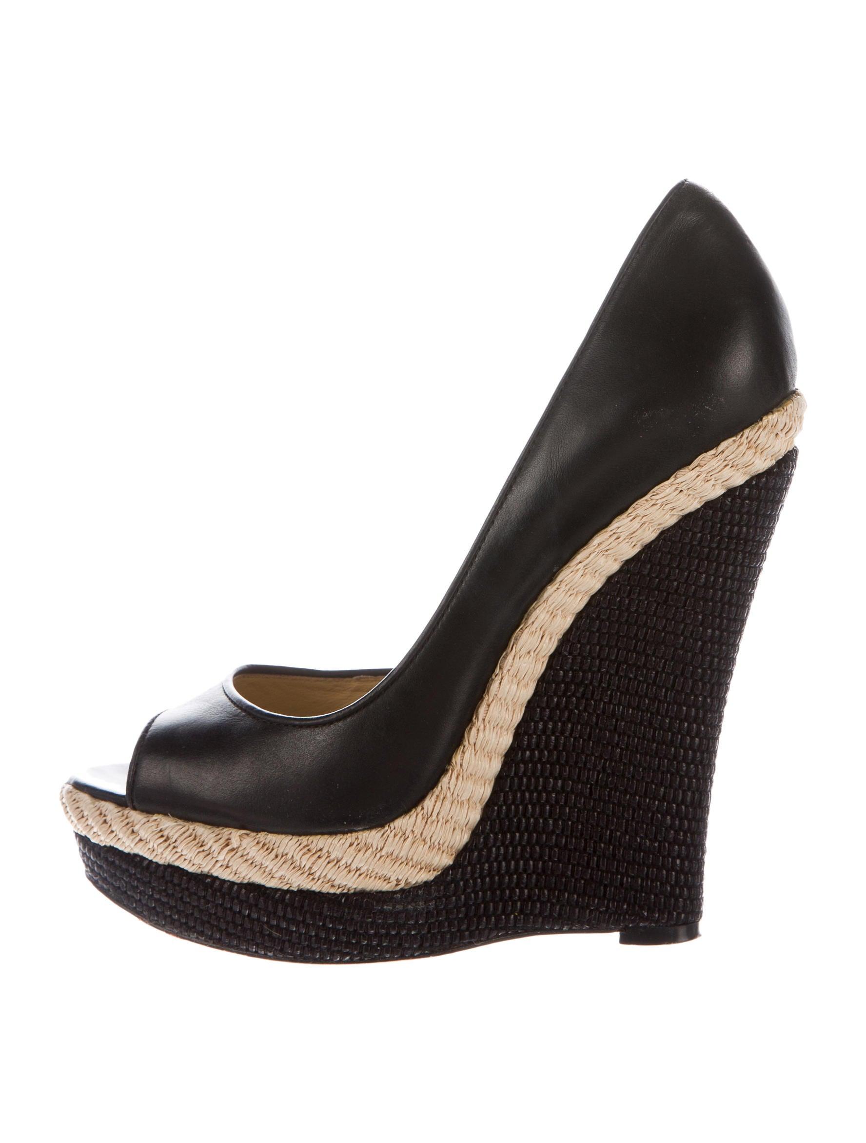 zoe peep toe espadrille wedges shoes wrl24498