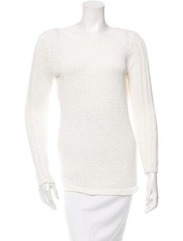 Rachel Zoe Knit Long Sleeve Sweater None