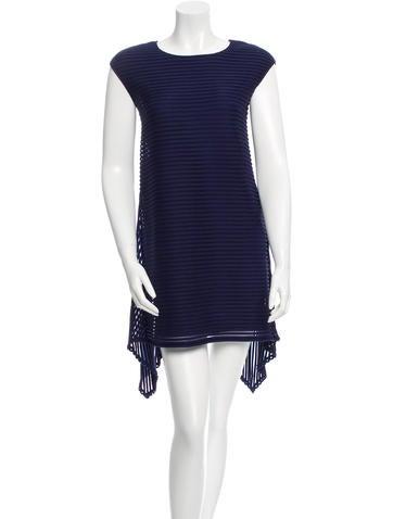 Rachel Zoe Rib Knit Mini Dress w/ Tags None
