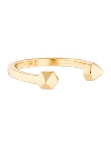 Rachel Zoe Open Stud Ring