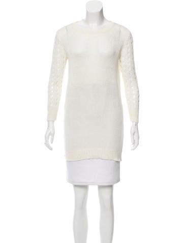 Rachel Zoe Loose Knit Sweater tunic None