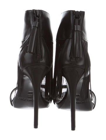 Vicki Fringe Sandals w/ Tags