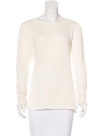 Rachel Zoe Knit Long Sleeve Sweater None
