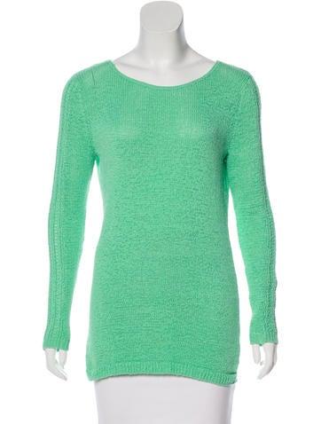 Rachel Zoe Knit Long Sleeve Top None