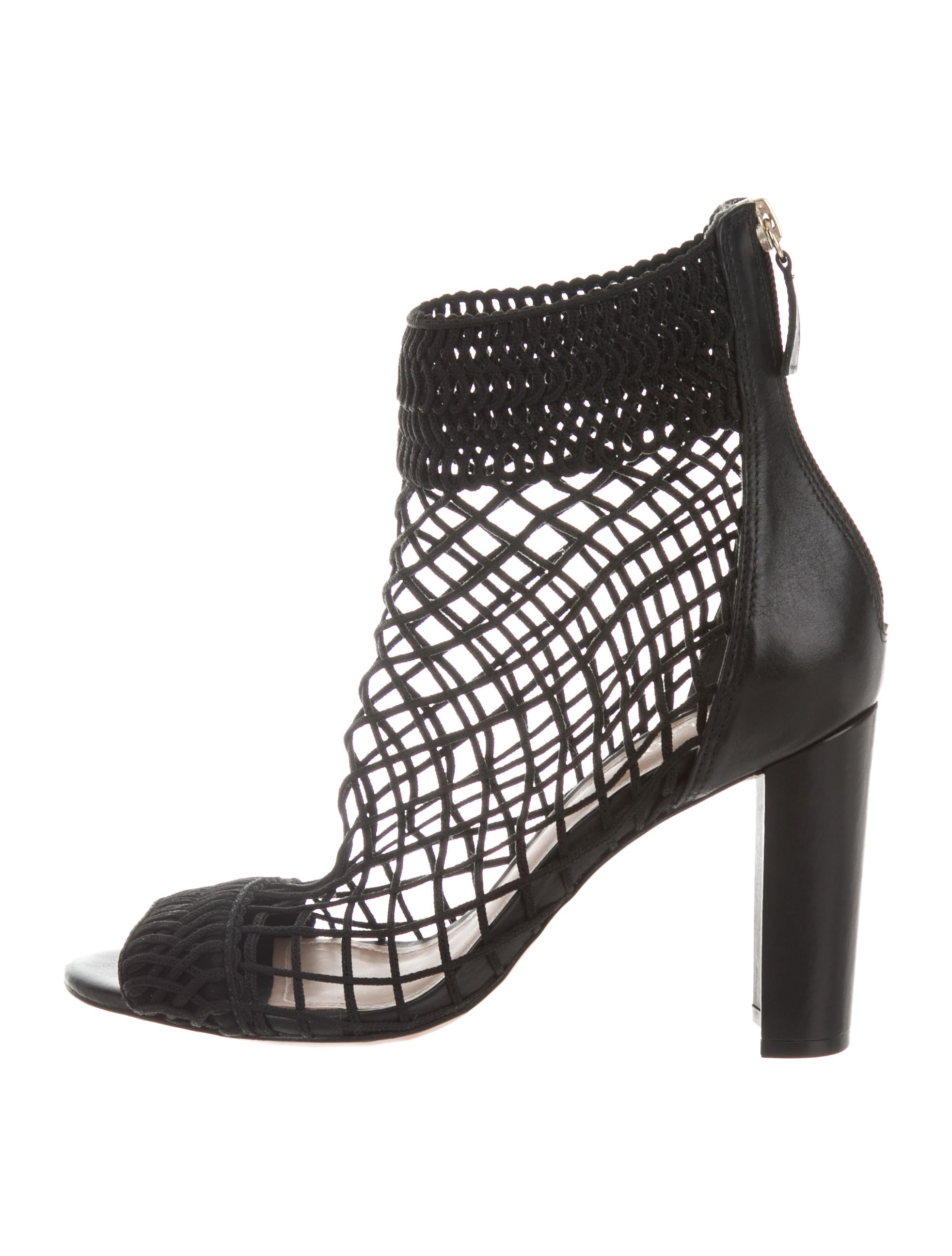 Rachel Zoe Callie Peep-Toe Booties w/ Tags sale official buy cheap low price fee shipping cheap original pictures cheap price 2015 new cheap price 9MNjVQg