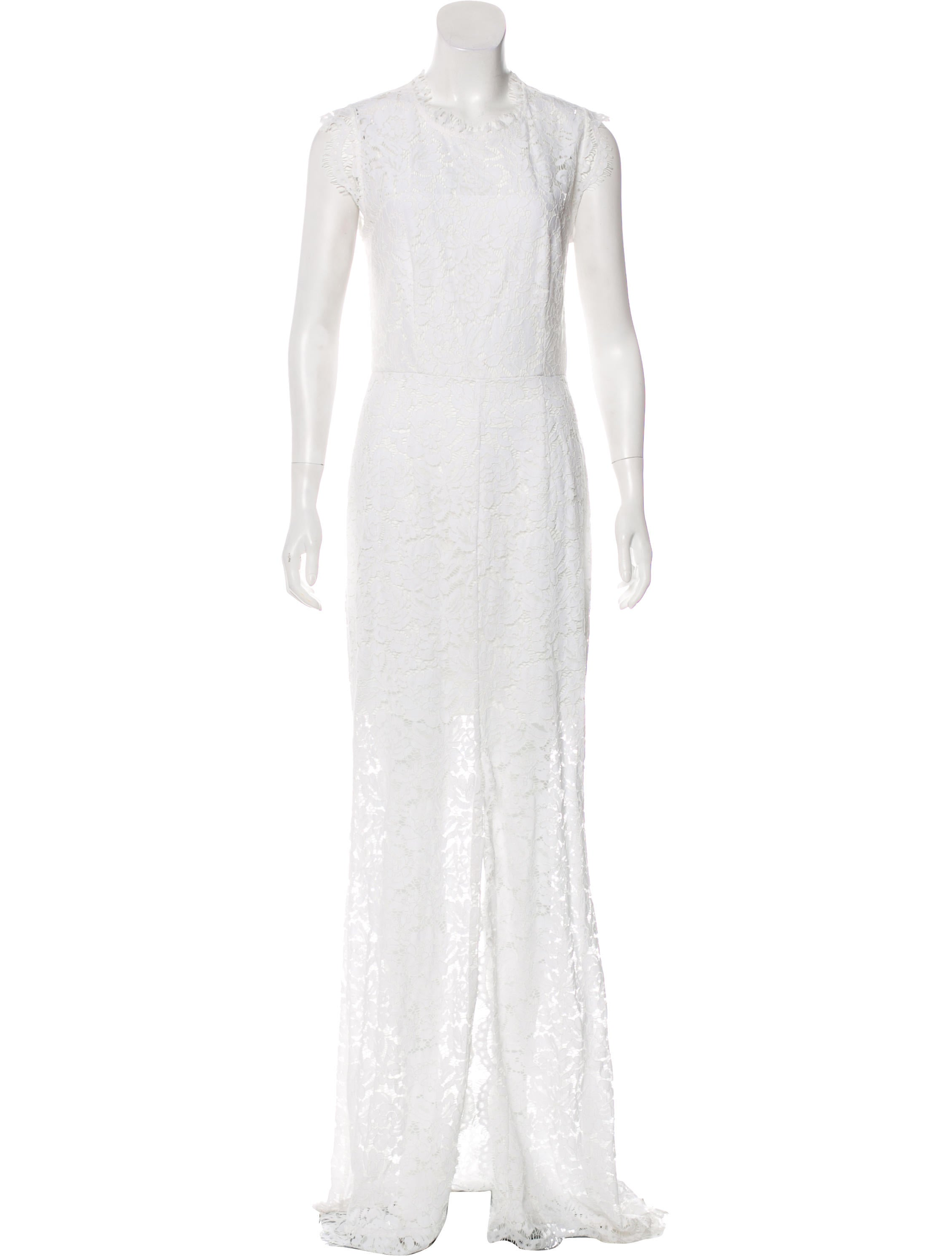 d5e92726505 Rachel Zoe Lace Maxi dress - Clothing - WRL35753