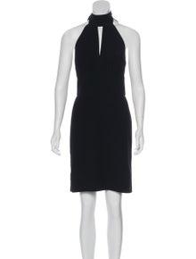 b393ce7430a Rachel Zoe. Sleeveless Mini Dress