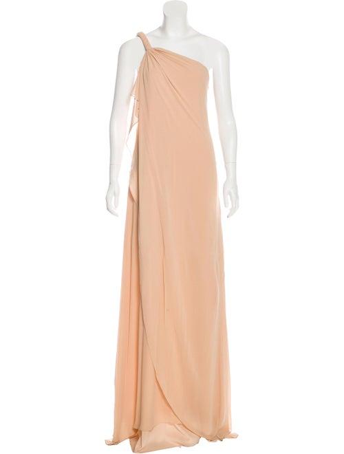 Rachel Zoe Silk Long Dress