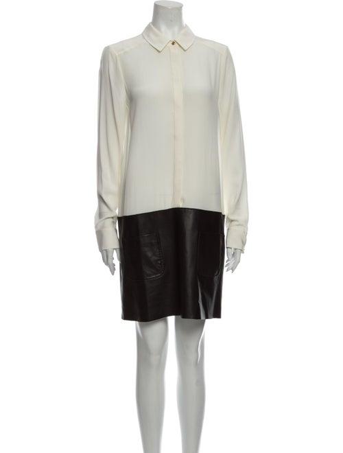 Rachel Zoe Silk Mini Dress