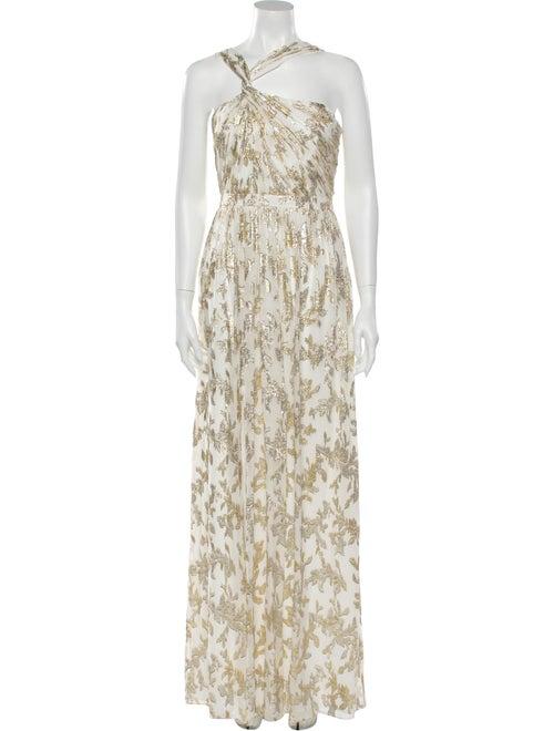 Rachel Zoe 2019 Long Dress Gold