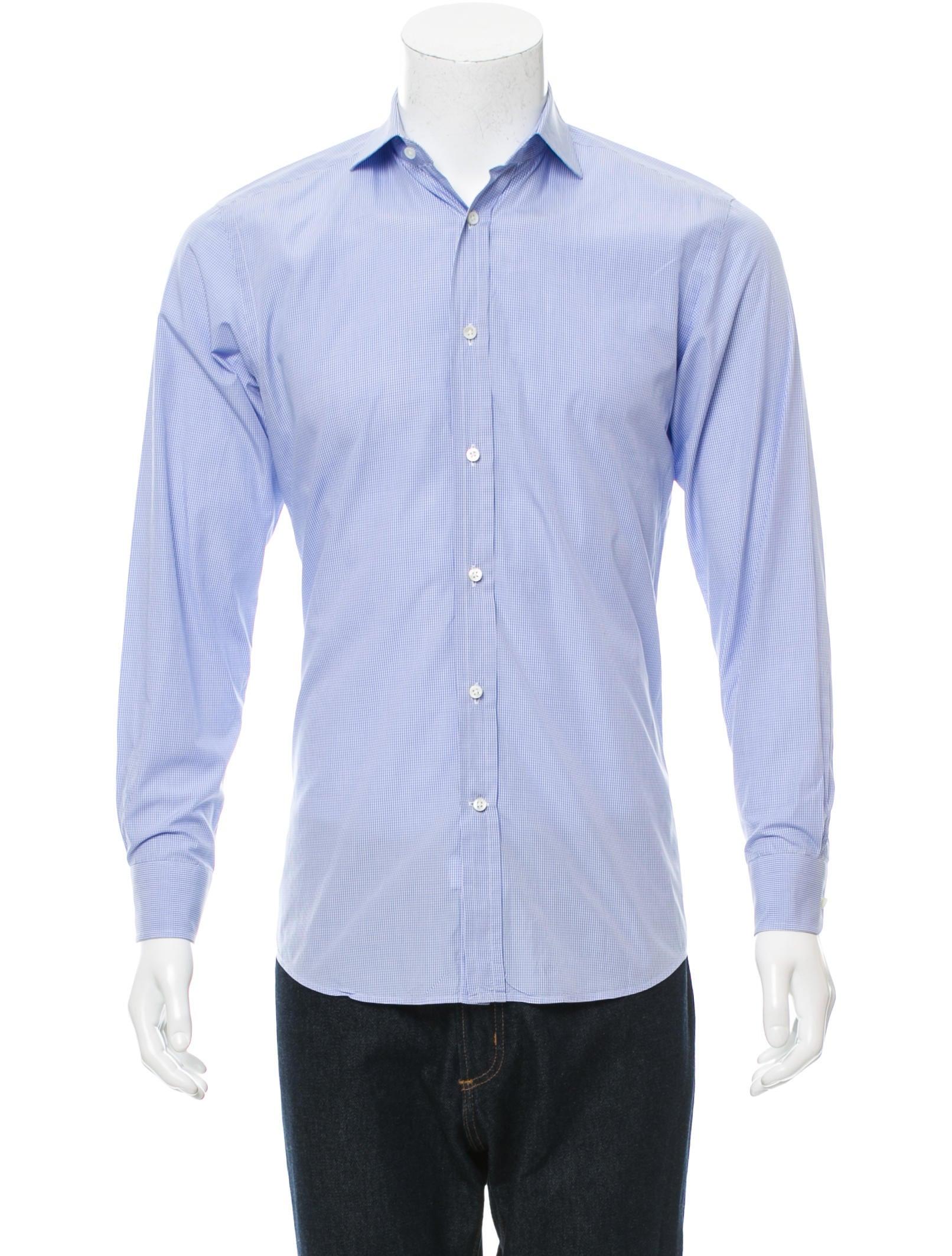 Ralph lauren black label gingham button up shirt for Lauren ralph lauren mens dress shirts