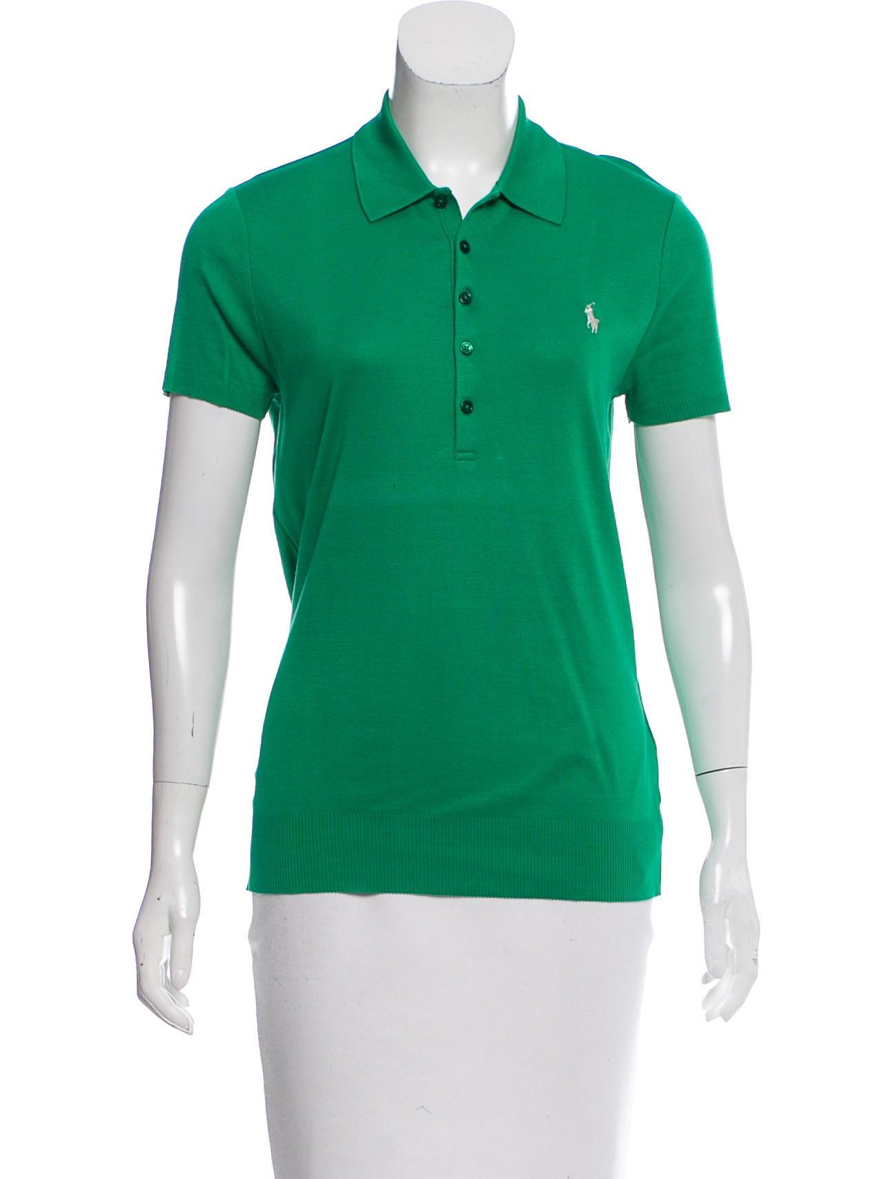 Ralph lauren black label embroidered short sleeve polo for Ralph lauren black label polo shirt